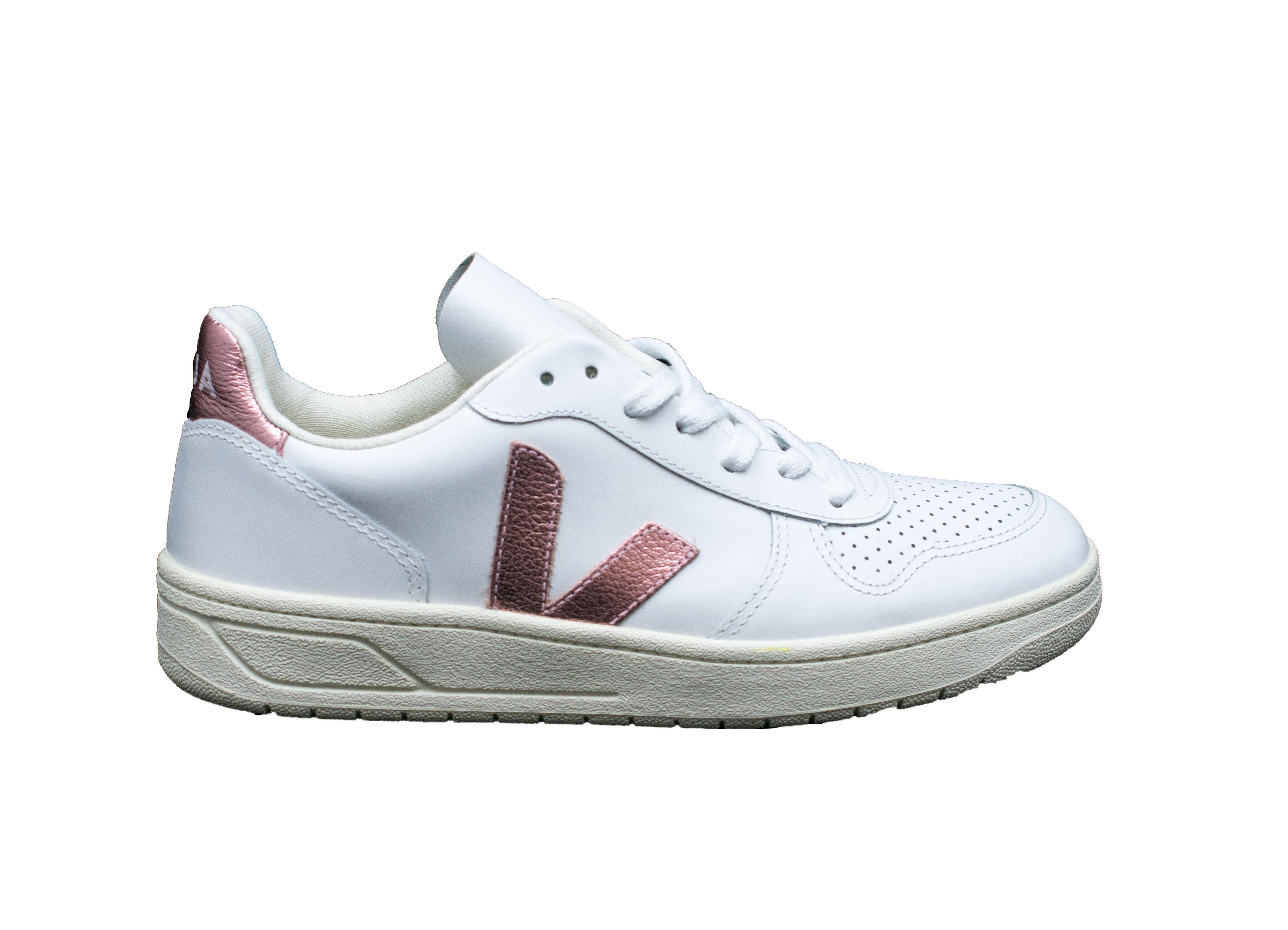 Veja V10 Extra    nacre Donna | Pierrot calzature