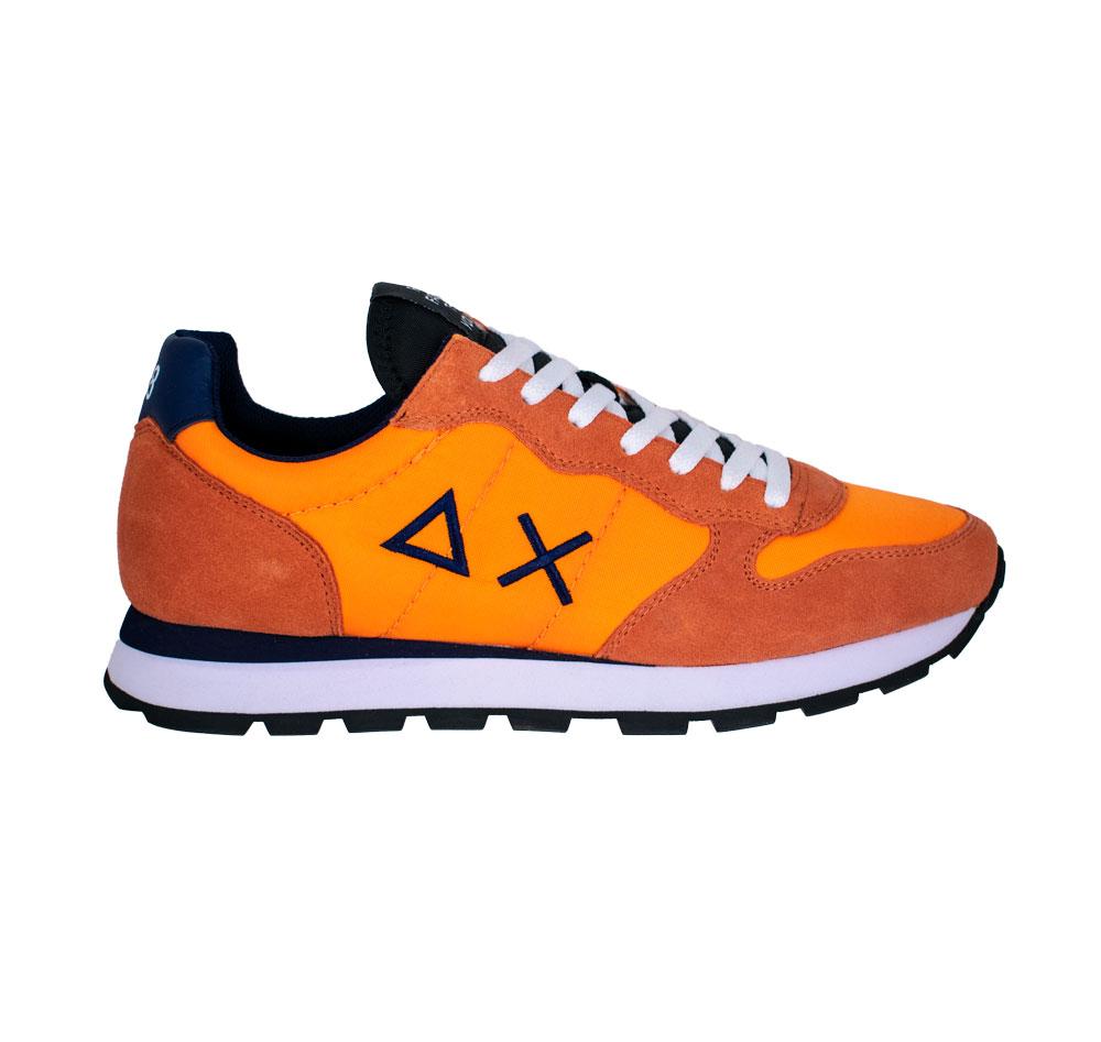 Sun 68 Z30101 0307 arancio navy Uomo | Pierrot calzature