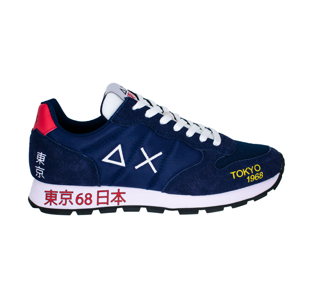 Sun 68 Z30103 07 navy blu Uomo | Pierrot calzature