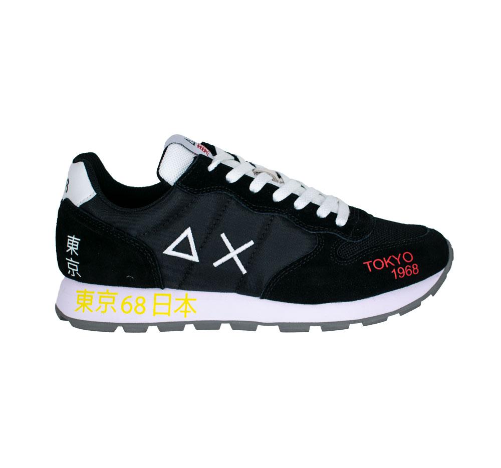 Sun 68 Z30103 11 nero Uomo | Pierrot calzature