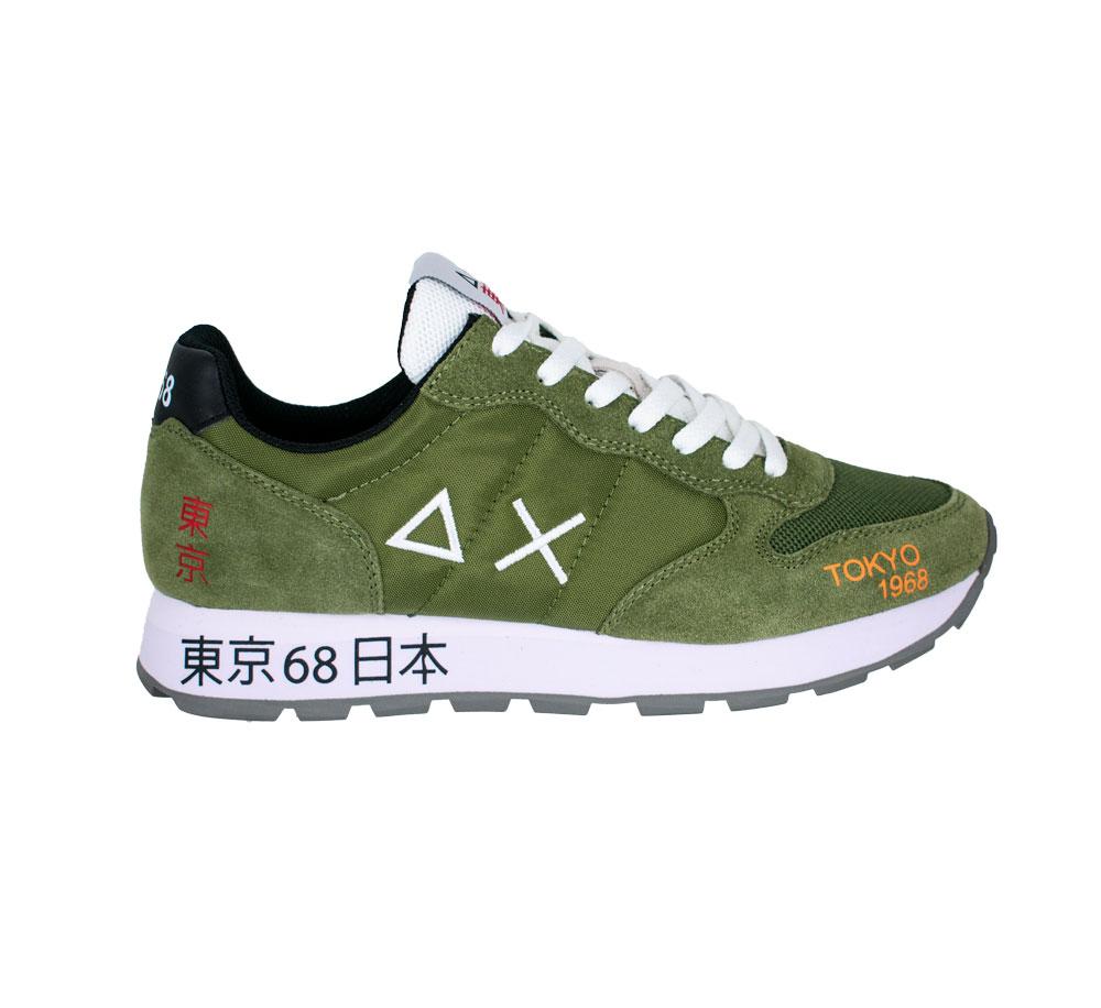 Sun 68 Z30103 19 militare Uomo | Pierrot calzature